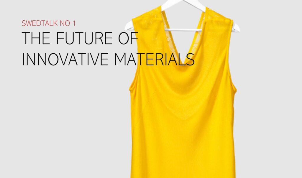 Gul klänning, eventbild från seminarie