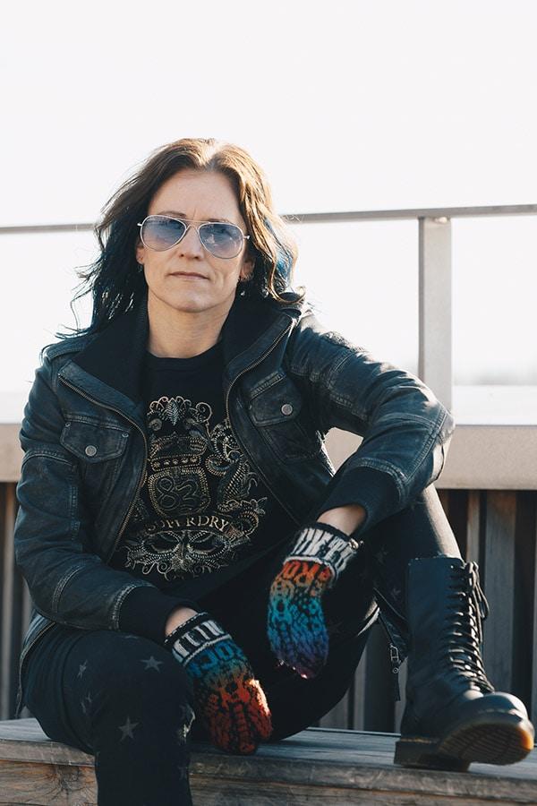 Anna Morén, entreprenören som startat Björkvodka