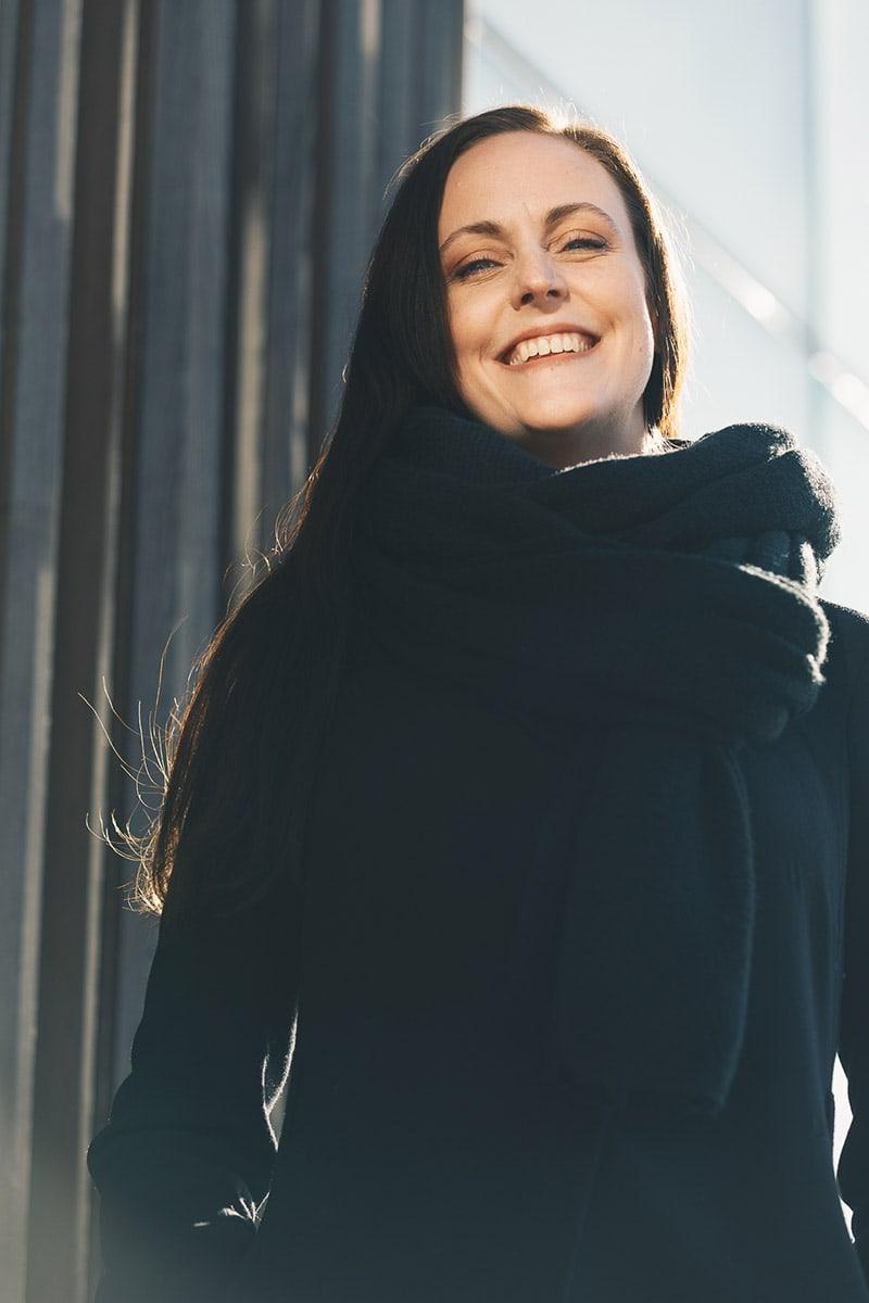 Veronica Janunger, grundare av Suitcase Opera