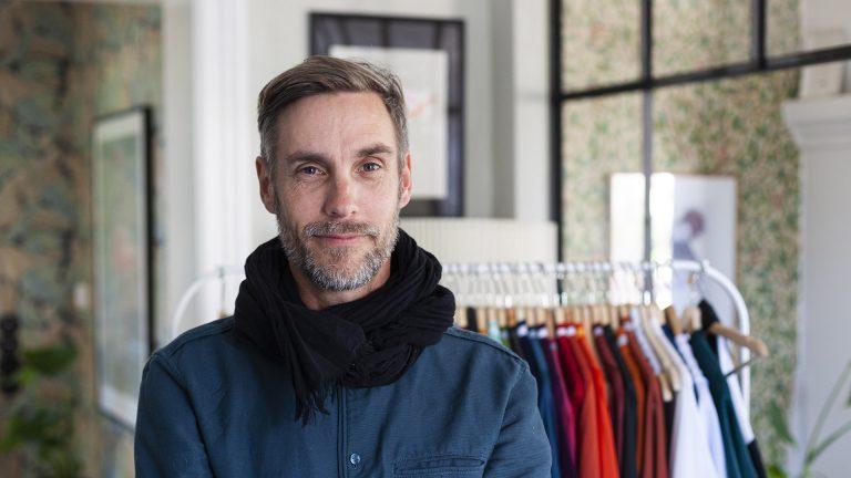 Fredrik Petrusson, chefsdesigner Sigr